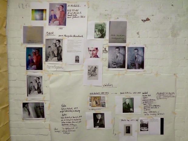 über Bildende Künstler in den  Konzentrationslagern Auschwitz, Theresienstadt, Neuengamme • lecture Judith Haman24.3.2015