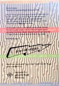 Freitag, 20. Juli 2018 – 22:00  •   records #2:  blurred edges 2018   • FSK93,0