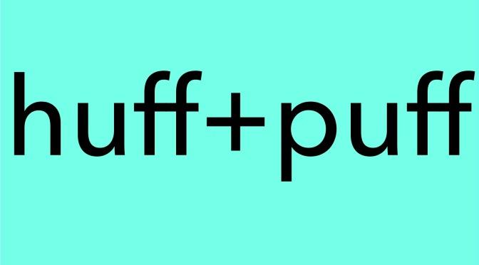 New Album: huff+puff  •  six solos  •  Heiner Metzger: alto clarinet